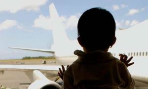 How to Protect Your Child From Predators When They Fly Alone