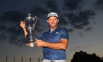 Dustin Johnson Wins First Major at Oakmont in US Open