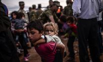 Children Pay the Highest Price in Refugee Crisis