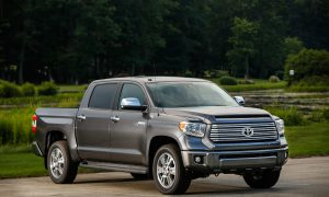 2016 Toyota Tundra 1794 Edition 4X4 CrewMax FFV: Goes Beyond Work and Play