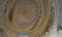 Mother Nature Has Created 30-mile-wide Bullseye in Sahara Desert (Video)