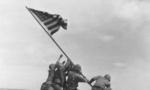 Marines Report Misidentification of One Man in Classic WW2 Photograph 'Iwo Jima'