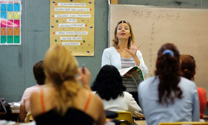 To Curb Shortage, Utah Will Hire Teachers With No Formal