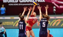 China Continues to Head the Standings as the Battle for the Important Fifth Place Heats Up