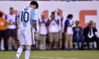 Social Media Erupts as Lionel Messi Says He Will Retire