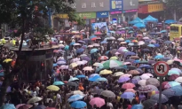Protesting Chinese Waste Plant, Tens of Thousands Clash With Armed Riot Police