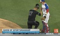 Sportsmanship Lives: High School Catcher Consoles Opposing Pitcher Who Loses Baseball Championship