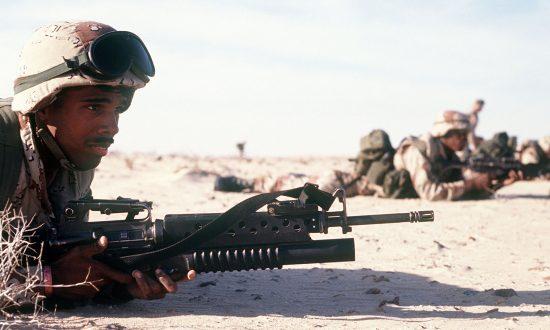 Assessing Desert Shield's Power Cocktail 30 Years On
