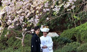 A Chinese Love for Weddings in Japan Is Saving the Local Market