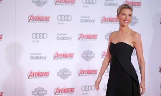 Scarlett Johansson Makes History as Highest Grossing Actress Ever