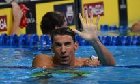 Michael Phelps Heading to a Record Fifth Olympics