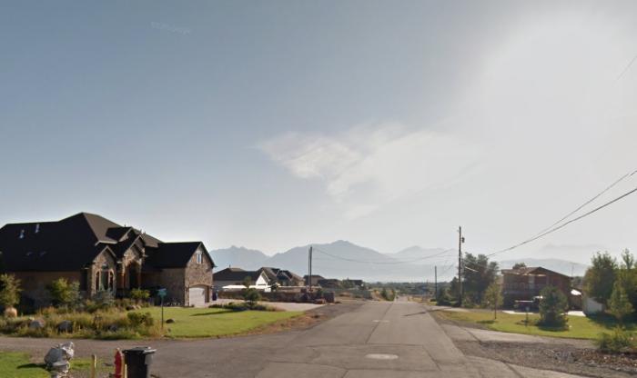 13900 South in Herriman, Utah (Google Maps)