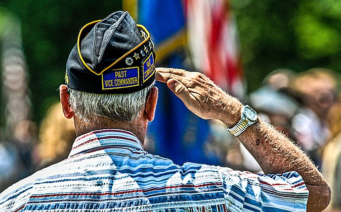 Veterans: For the Love of the Corps