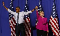 Obama Hits the Campaign Trail With Clinton: 'I Want You to Elect Her'