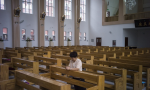 China Turns Churches Into State-Sanctioned 'Cultural Centers'
