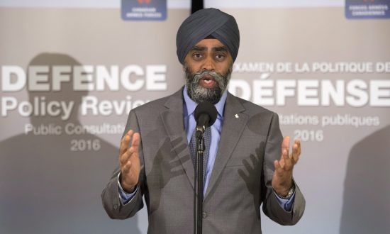 Deputy Defence Minister Says Military Spending Needed Now More Than Ever