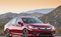 2016 Honda Accord Sedan Touring: Inspiring Everywhere You Drive