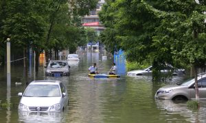 Corruption May Have Contributed to Flood Damage in Central China