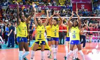 Brazil Throws Down Gauntlet for Women's Volleyball in Rio