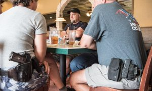Friend Or Foe? Open-carry Law Poses Challenge To Police