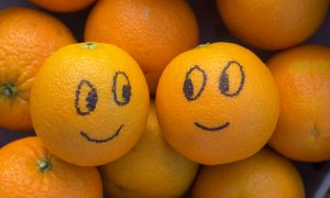 Can 8 Servings of Fruits and Veggies Make You Happier?