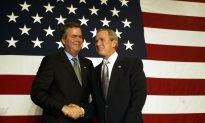 George W. Bush May Vote for Clinton, Says Nephew