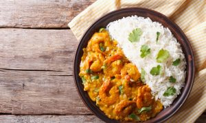 The Health Benefits of the Curry Spice Blend