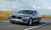 2017 Volvo S90: A Scandinavian Sanctuary