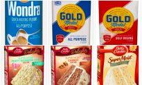Betty Crocker Cake Mixes the Latest in Massive Flour Recall