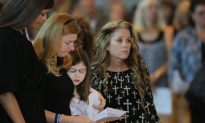 9-Year-Old Daughter of Slain Police Officer Recalls the Last Time She Said Goodbye to Her Dad