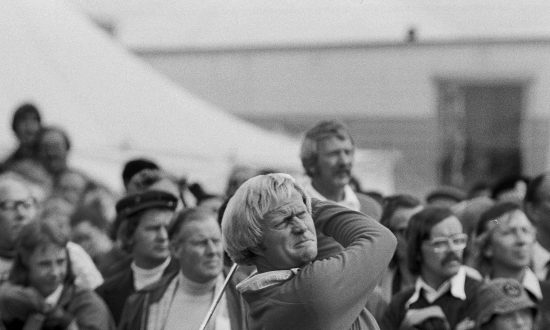 The Open Championship: Jack's 18-year Run of Stellar Play Endures