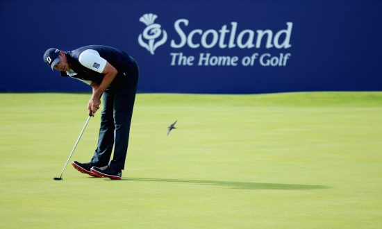 Scottish Open Gains Stature: Love of the Links Spurs Interest