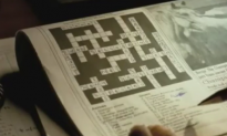 91-year-old Woman Fills in Crossword on Display at German Museum (Video)
