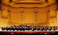 Shen Yun Symphony Orchestra's First Asian Tour