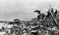 Marine Killed in World War II Tarawa Battle Finally Comes Home