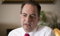 Republican Party Chairman Priebus Declares End of Rebellion Against Trump