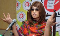 Pakistani Model's Brother Says He Killed Her for 'Honor'