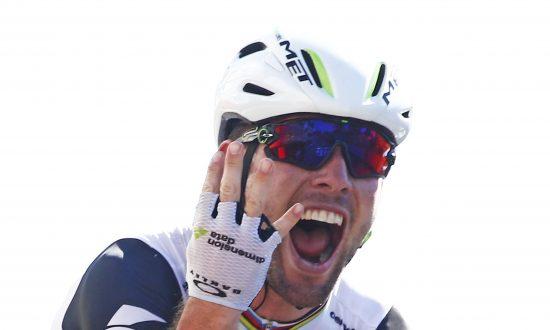 Tour de France Stage 14: Cavendish Gets His Fourth