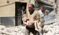 Syrian Troops Besiege Rebel-Held Parts of Aleppo