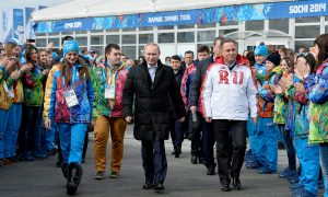IOC Exploring Legal Options Over Possible Russia Olympic Ban