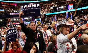 Trump Energizes GOP, Optimism for Winning Back House Despite Demographic Trends