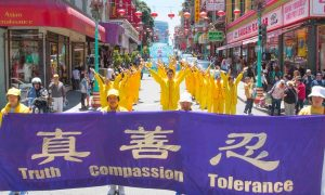 Parade in San Francisco Calls for End to Persecution
