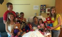 Mom's Dying Wish Is Granted: Longtime Friend Adopts All Six Children