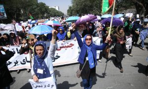 ISIS Attack on Afghan Protest Kills 80 People, Wounds Hundreds