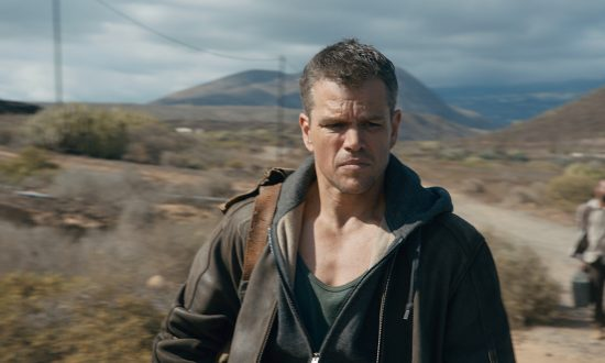 Movie Review: 'Jason Bourne': Can't out-Bourne 'The Bourne Identity'