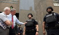 NYPD Buys Assault Rifle-Proof Vests and Military Grade Helmets