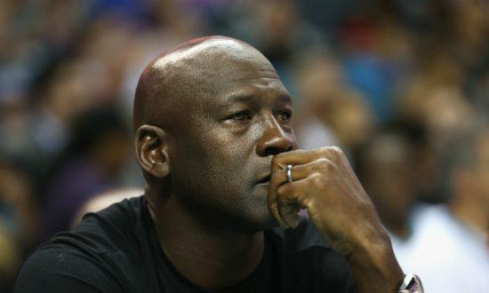 Michael Jordan on Shootings of Blacks, Police: 'I Can No Longer Stay Silent'