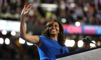 5 Moments From Michelle Obama's DNC Speech