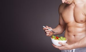 How to Eat for Fat Loss & Muscle Gains Without Counting Calories