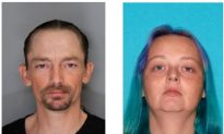 Couple Wanted in 3-Child Amber Alert Case Captured, Charged